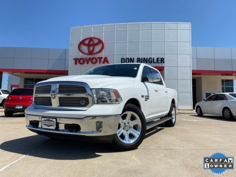 Pre-Owned 2019 Ram 1500 Classic Lone Star RWD 4D Crew Cab