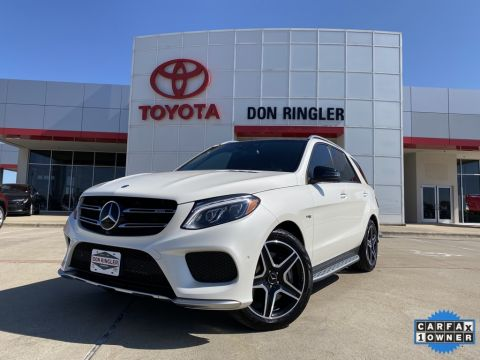 Pre-Owned 2018 Mercedes-Benz GLE GLE 43 AMG® 4MATIC® 4D Sport Utility