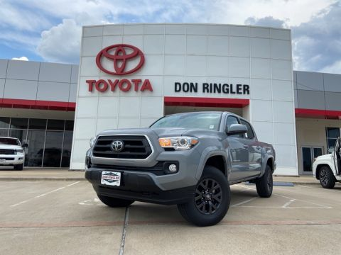 New 2020 Toyota Tacoma SR5 Double Cab 5' Bed I4 AT (Natl)