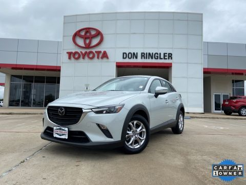 Pre-Owned 2019 Mazda CX-3 Sport FWD 4D Sport Utility