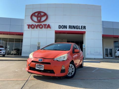 Pre-Owned 2012 Toyota Prius c One FWD 5D Hatchback