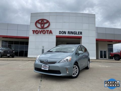 Pre-Owned 2014 Toyota Prius v Three FWD Station Wagon