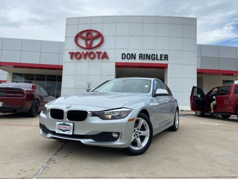 Pre-Owned 2015 BMW 3 Series 320i RWD 4D Sedan
